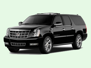 2011 Cadillac Escalade ESV - Los Angeles Car Service