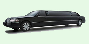 Black Stretch Limousine - Charlotte Car Service