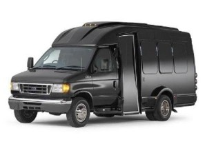 Luxury Van - Fresno Car Service